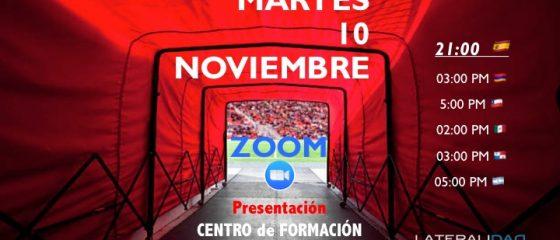 ZOOM Presentacion Formacion LATERALIDAD